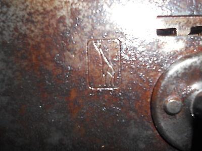 Primative flush lockbox 4