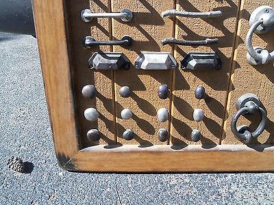 Old Emtek Bronze Door Knockers Drawer Pulls Drawer Knobs About 27 x 27 Inches 3