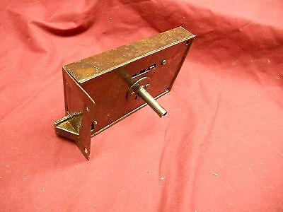 Primative flush lockbox 2
