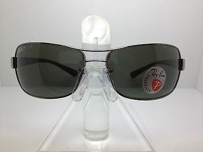 61e638524e ... Authentic Rayban Sunglasses Rb3379 004 58 64Mm Rb 3379 Polarized Lens  Italy 3