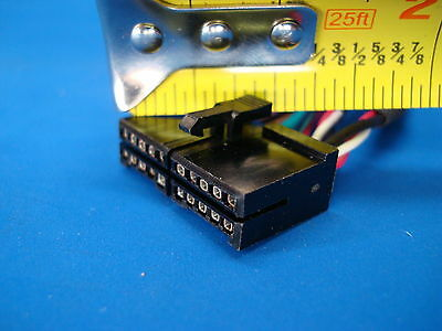 ssl soundstorm 20 pin radio wire harness stereo power plug back ssl soundstorm 20 pin radio wire harness stereo power plug back clip sd710 8