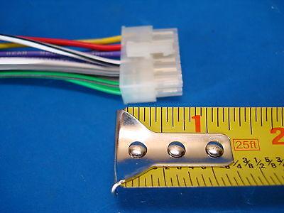dual wire harness 12 pin plug xd230m xr4115 xd1222 xd1225 xdm260 dual wire harness 12 pin plug xd230m xr4115 xd1222 xd1225 xdm260 xd5250 xd1215 5