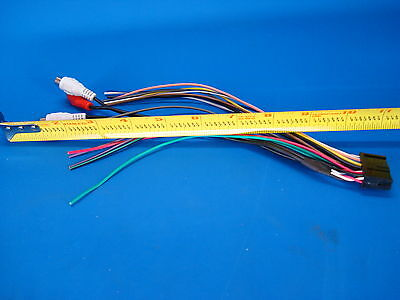 20 pin wire harness Jensen Stereo 20 Pin Wire Diagram xo vision 20 pin radio wire harness stereo power plug back clip xo vision 20 pin Crutchfield Car Stereo Wire Diagram