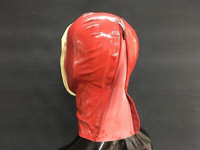"----- LATEXTIL ----- Latex Maske ""ERGOBREATH"" Mask Masque Latex Rubber -NEU- 5"