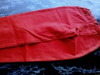 Rote Jeans, unisex, Größe 164, Basta, Vintage- Format, Maßangabe 5
