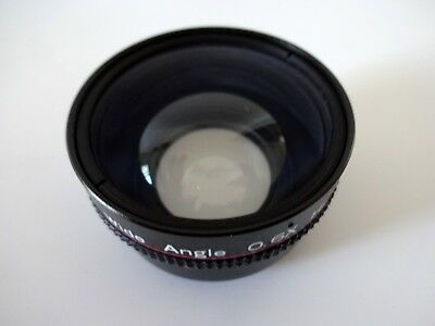 Lenmar Hi-Resolution 0.6X Video Auto Focus Wide Angle Lens 3 Element VWAF60  2