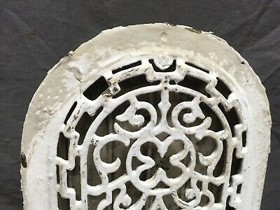 Antique Arched Top Heat Grate Wall Register Decorative Arch 8x12 01-19R 2