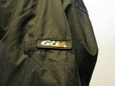 GTI Outdoor Antuco Juniors Black & Blue Waterproof Jacket 3