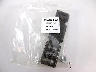 Festo Ventilinsel CPV10-GE-MP-6(18254)+CPV-10-VI(18200)+ 5x 161414 +1x161416