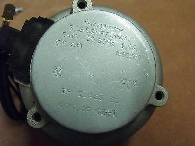 8201703: RFN003 Whirlpool Condenser Fan Motor 5KSM81FF0051 2 watts 1300RPM 5