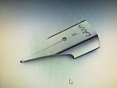 LAMY Feder Z50 Stahlfeder poliert oder schwarz 12