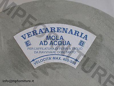 Mola Ad Acqua Prezzo.Disco Mola Ad Acqua In Pietra Arenaria Per Affilatura Coltelli