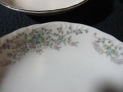 Set of 4 Small Bowls Norleans China Made in Japan Theresa 3