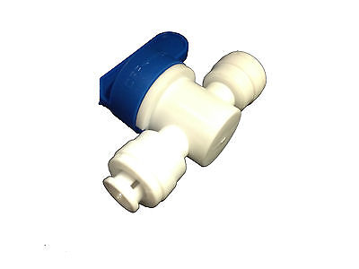 1/4 inch Ball Valve | Reverse Osmosis & Water Filtration