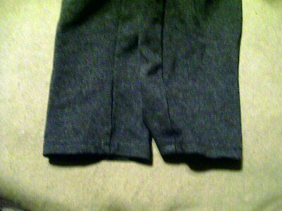 MOSSIMO Stretch Extensible Women Juniors Size 2 Dark Gray Pants 3