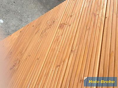 27x142mm Terrassendielen Douglasie B Statt Larche Hochbeet
