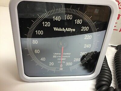 NEW Welch Allyn 7670-01, 767 Series Wall Aneroid 2