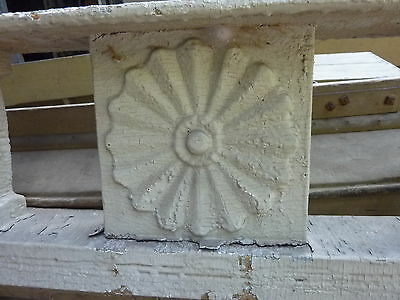 c1882 VICTORIAN GINGERBREAD porch spandrel FRETWORK pediment ~ FANCY 90.5 x 25.5 11