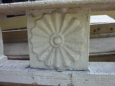 c1882 VICTORIAN GINGERBREAD porch spandrel FRETWORK pediment ~ FANCY 90.5 x 25.5 11