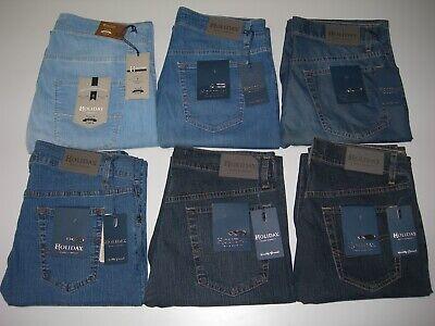 Holiday Jeans Leggero Estivo Cotone Stretch Uomo Donna 3175 3144 3117 3186 3102 3