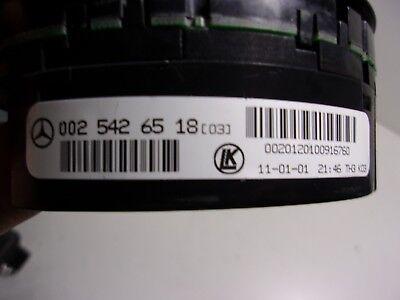 Mercedes W203 W209 Negro Relé un 002 542 13 19
