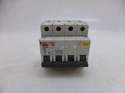Merlin Gerin multi9 C60N 3P B25 Sicherungsautomat 3polig 23654