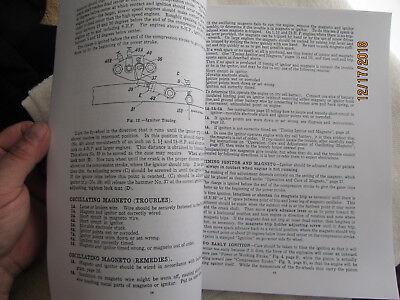 Root & VanDerVoort  1HP & Larger Horizontal Hit & Miss Engine Instruction Manual 5