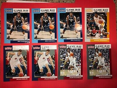 2019 Panini Contenders Draft Picks Basketball Cards Game Day Ticket You Choose 7