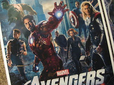 "Avengers -  (11"" x 17"") Movie Collector's Poster Prints (Set of 3) 3"