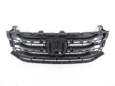 Front Genuine Honda Grille Base 75101-SCV-A02ZD