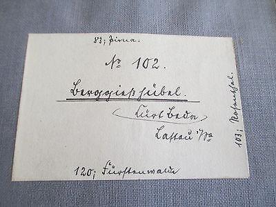 Messtischblatt auf Leinen von 1926 Berggießhübel Sachsen Nr. 102