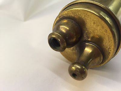 Vintage Brass Garden Hand Pump 3 Head Sprayer Tool Steampunk Tool