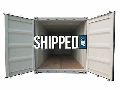 NEW 20ft STEEL CONEX CONTAINER - SECURE HOME STORAGE - WE DELIVER in Houston,TX 2