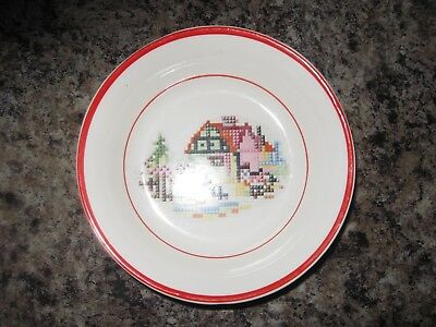 Crooksville China Pottery  Made In USA 5