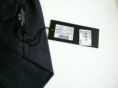 Corneliani Nuova New Plastron Cerimonia Sposo Ceremony Seta Silk Made In Italy 3