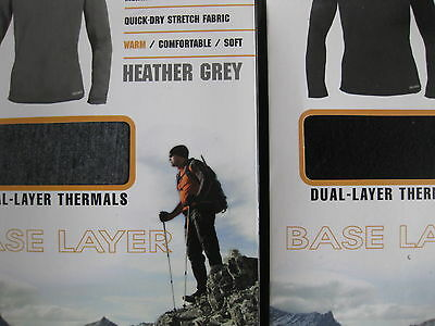 NEW 1 Omni Wool Mens Dual Layer Thermal BOTTOMS MANY SIZES AVA.