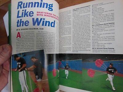 Men's Fitness January 1992- Physique Magazine- 5