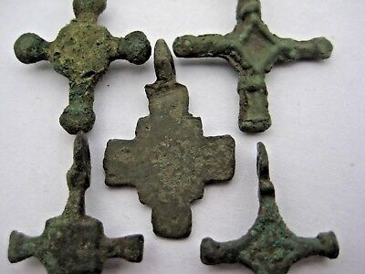 ANCIENT CROSS Viking Roman Kievan Rus 10-12 century AD 9