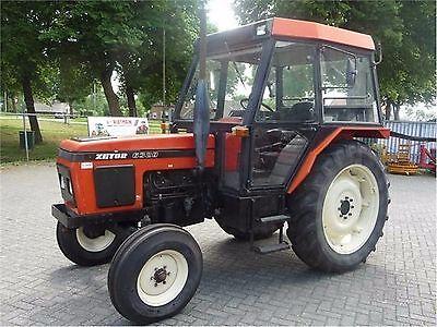 zetor 3320 6340l tractor workshop and operators manual 4 99 rh picclick co uk Zetor 3320 Parts zetor 3320 repair manual