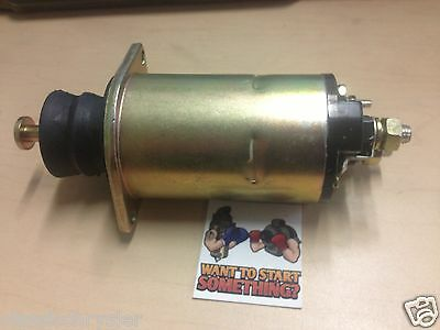 NEW Starter Solenoid For Delco Remy 28 MT 12 Volt 3 terminal