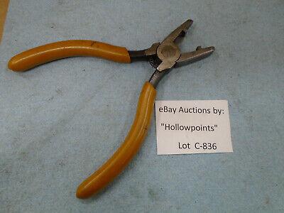 med /& large Scotchlok® tool crimper pliers scotchlock scotchloc 3 sizes reg