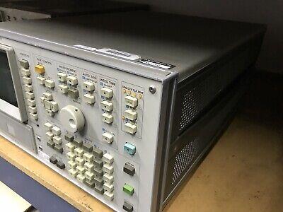 HP 4145A Semiconductor Parameter Analyzer Hewlett Packard ID-AWW-AWW-10-3-2 3