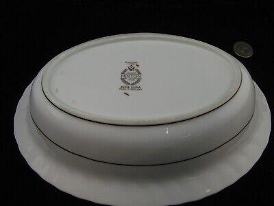 Minton Ancestral Oval Open Serving Bowl S376 5