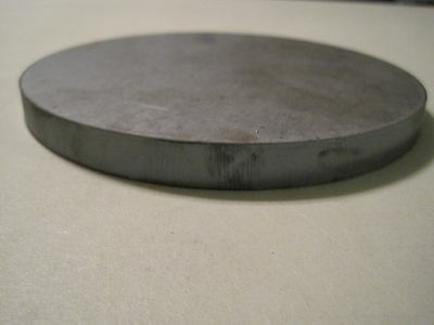 "3//4/"" Steel Plate Disc Circle Round 3.5/"" Diameter A36 Steel"