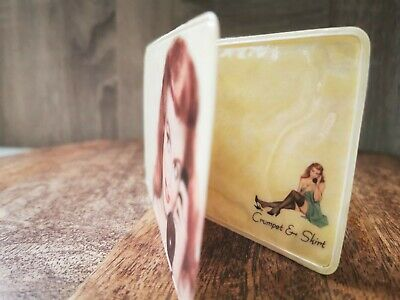 Blondie ** New ** Burlesque Travel Cardholder By Crumpet /& Skirt Pin Up Girl