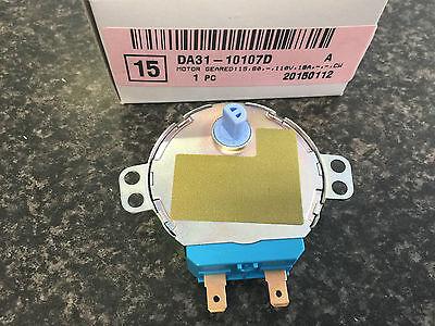 Samsung Refrigerator Geared Motor P/n Da31-10107D Sr52Nxa Sr43Nxbs Sr43Nxb 3