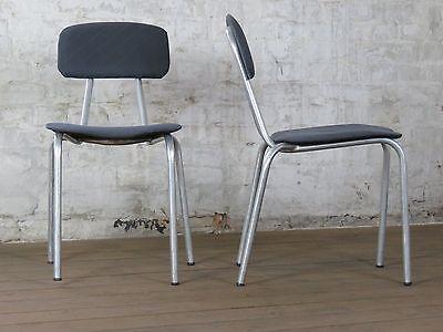 1 / 50 Mid Century Magnificent Kitchen Bar Chair Stuhl Fauteuil Vintage 70s 70er 6