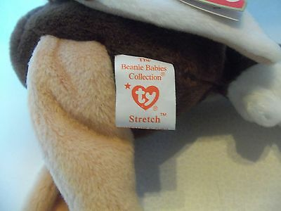 TY Beanie Babies Ostrich ** STRETCH ** 5th Generation New w/ Tag