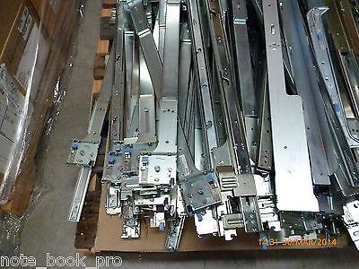 Dell Poweredge R710 Rails 2U B1  Left and Right original Dell Rails Complete