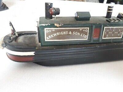 Handmade Narrow Boat Arkwright & Son Ltd Wooden 2